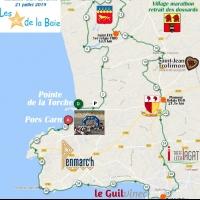 RDV CLM Marathon du Finistère Sud (des Etoiles de la Baie) 2019